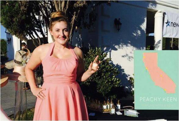 Business Owner Story #47 – Peachy Keen Perfume