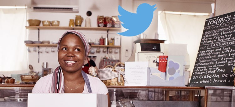 Promoting your Small Business on Twitter