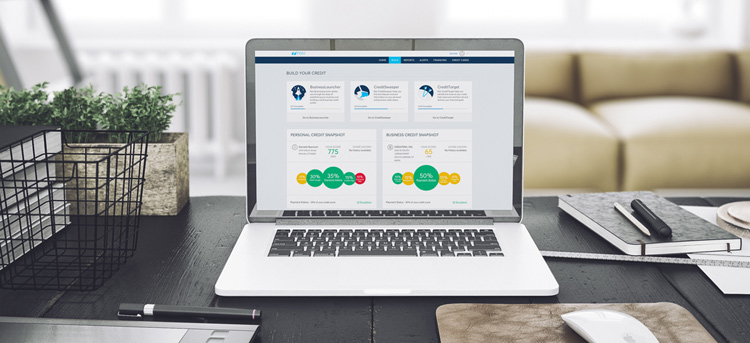 Introducing an Easier Way to Manage Your Credit and Financing Options