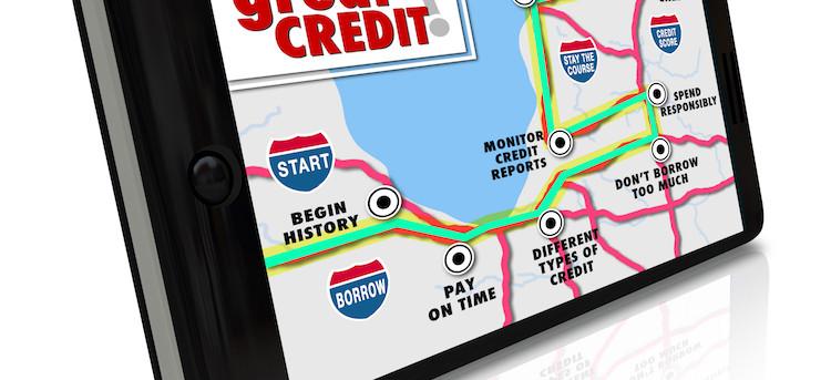 The Five Main Credit Scoring Factors