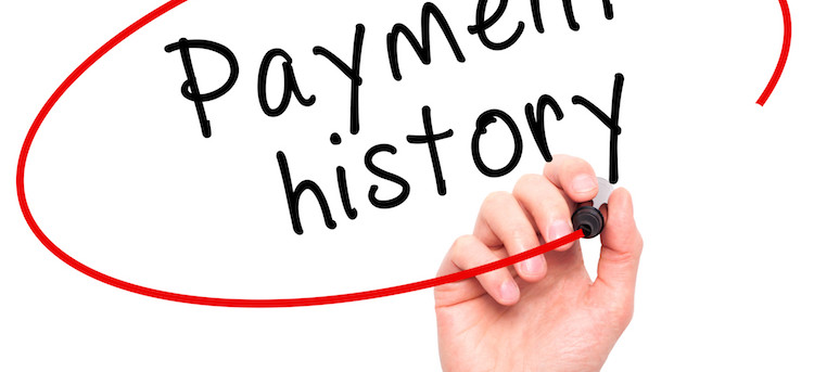 Payment History and Your Credit Scores