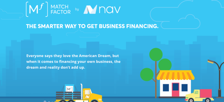 [Infographic] How Nav's MatchFactor Gets You the Best Financing