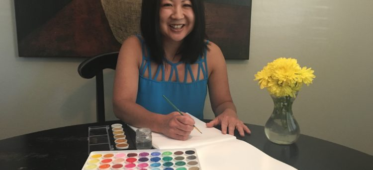 How This Entrepreneur Turned a Modern Calligraphy Skill Into a Booming Side Business