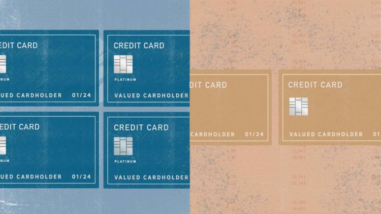 Small Business Owners Carry Twice As Many Credit Cards As Consumers