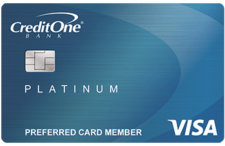 Credit One Bank® Credit Card with Cash Back Rewards