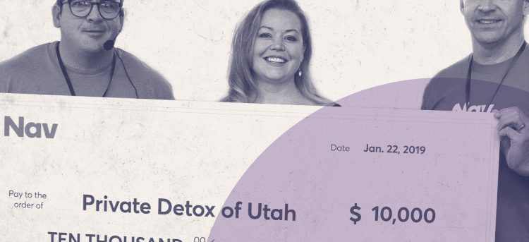 Announcing Nav's Third Business Grant Winner: Private Detox of Utah