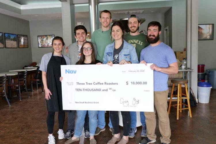 Meet Three Tree Coffee: The Newest $10,000 Nav Small Business Grant Winner