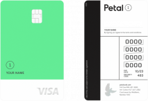 "Petal® 1 ""No Annual Fee"" Visa® Credit Card"