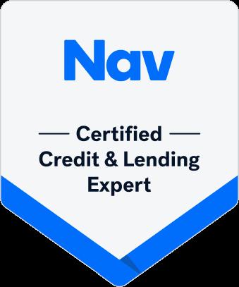 NAV Certified Credit  Lending Expert