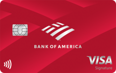 Bank of America® Customized Cash Rewards credit card