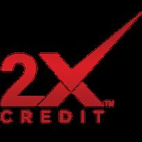 2x Credit